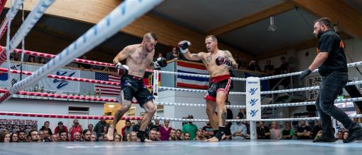 "Fight Night ""Clash in the Ring"" ein voller Erfolg"